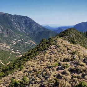 Теспротските планини - земята на сулиотите