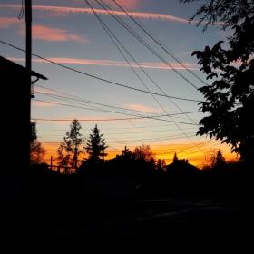 Есенно небе