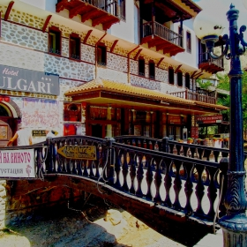 Мелник - Музей на виното