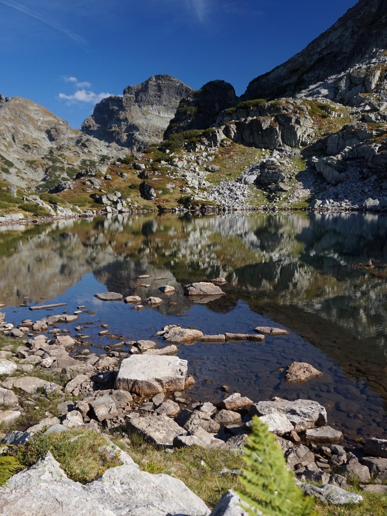 Езерото на покоя