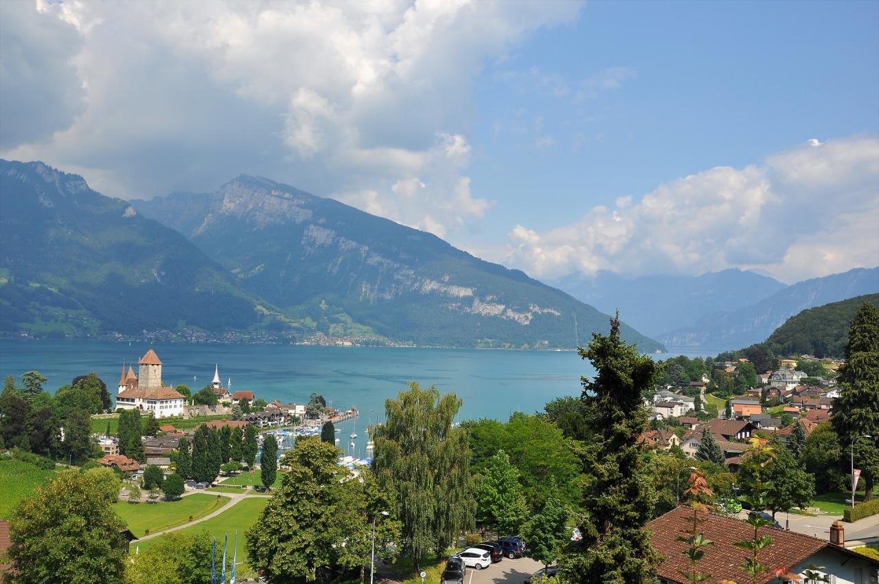 Шпиц, Швейцария