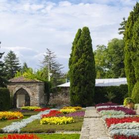Ботаническата градина - Балчик