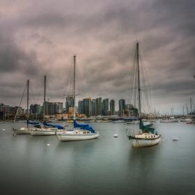 San Diego, Skyline