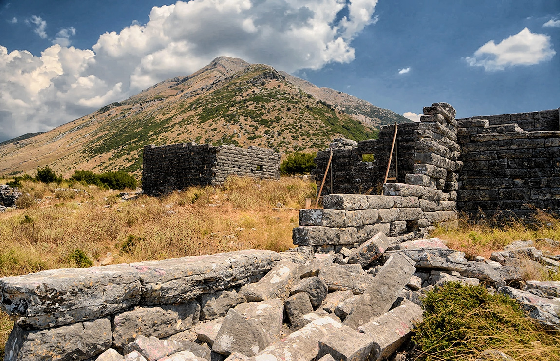 Руините на Orraon