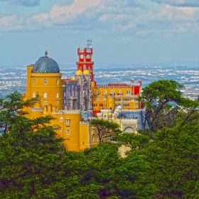 Sintra - Castelo da Pena