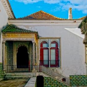 Palacio National de Sintra - детайл