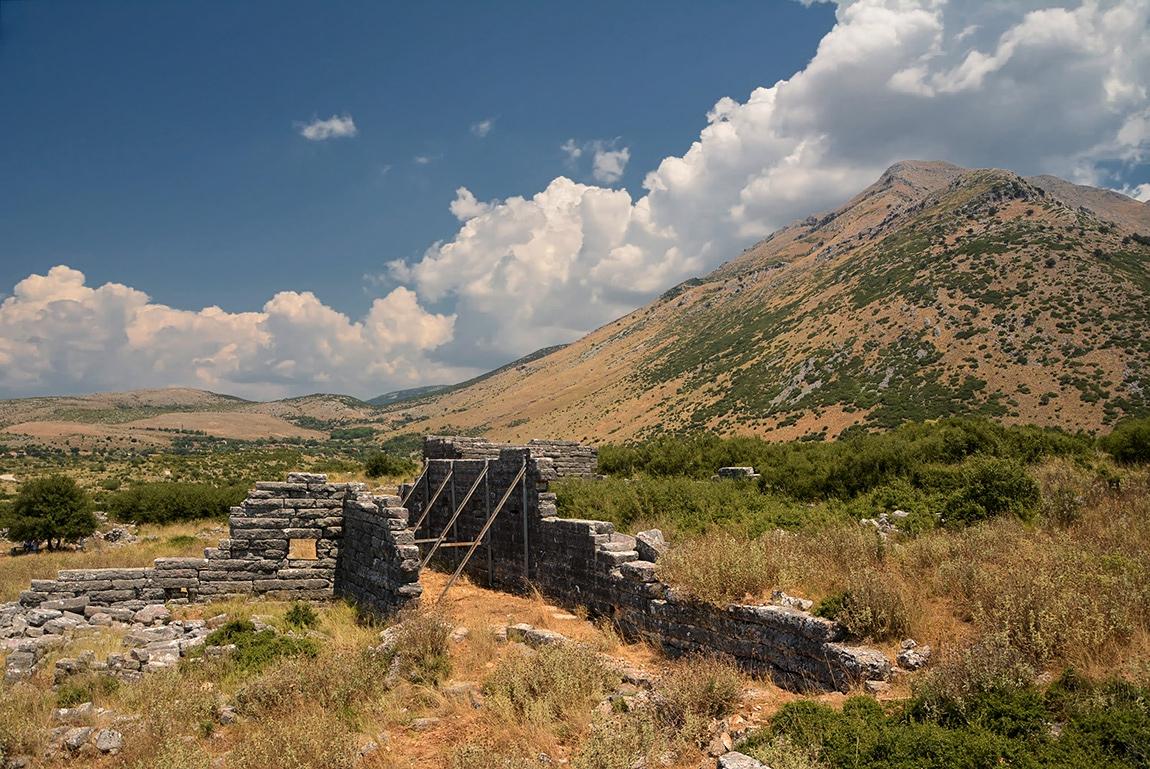 Руините на Orraon, IV в. пр. Хр. - 28 г. пр. Хр.