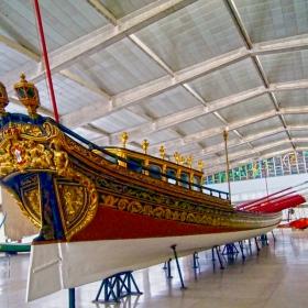 Museu de marinha - Un Royal barge