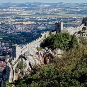 Castelo dos Mouros 2