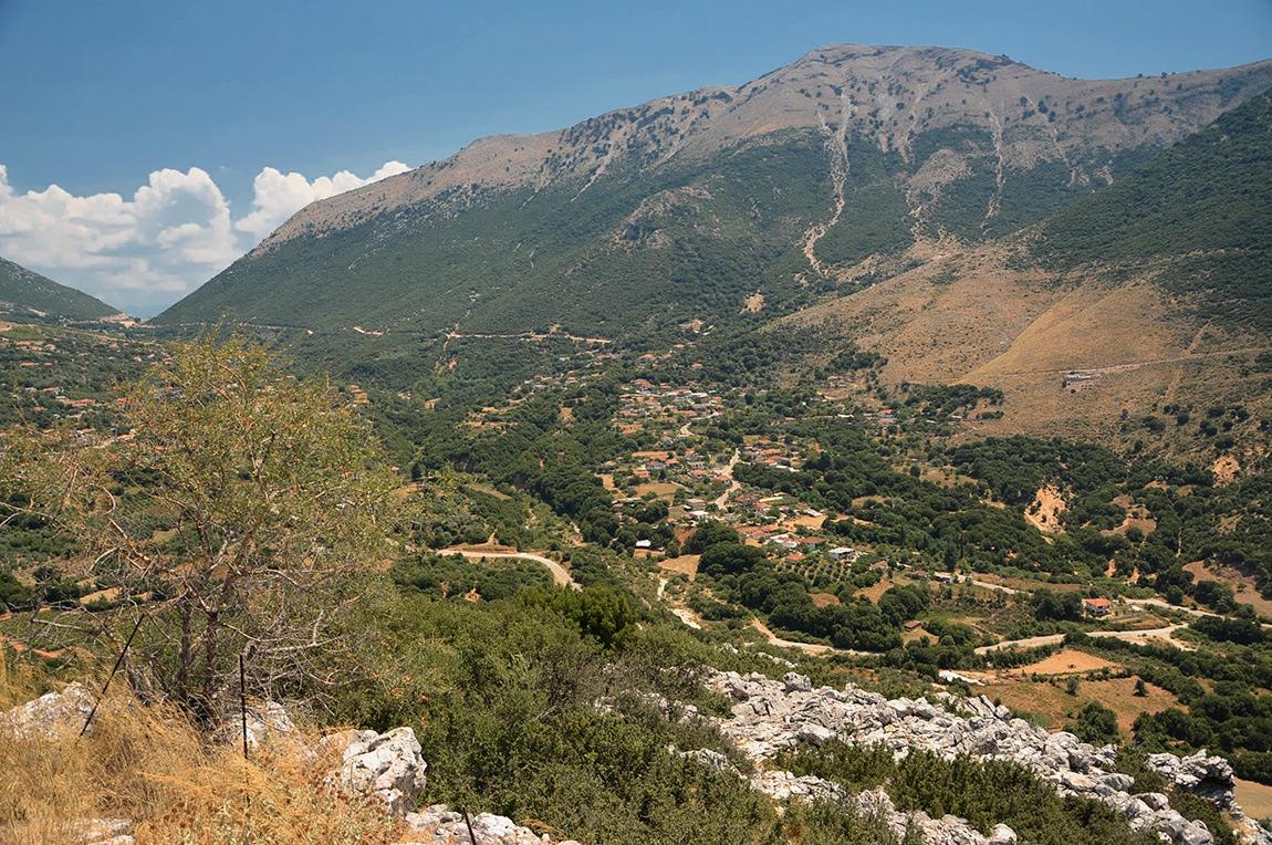 Kastri,  Южен Епир