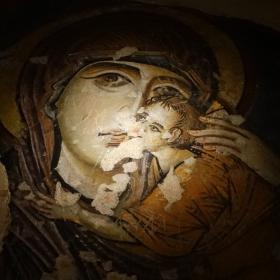 Богородица от Кападокия