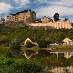 Cesky Sternberk Castle, 1241 г.