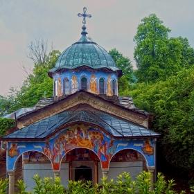 Черквата на Соколския манастир