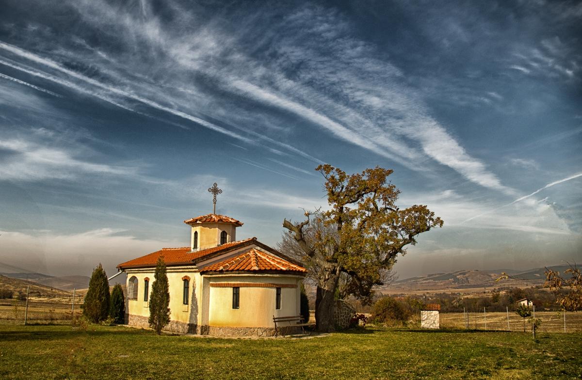 Храм Св. Иван Рилски - Старо село