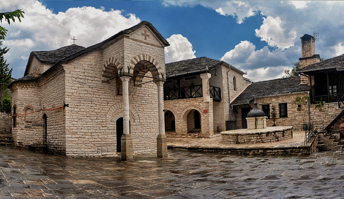 Tsoukas Monastery