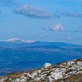 Поглед от Чепън планина