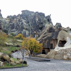 Скалните черкви на Кападокия