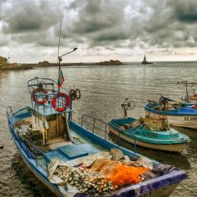 Ахтополски лодки