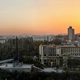 Зарево над Велико Търново