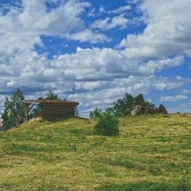 Гробница на тракийски владетел