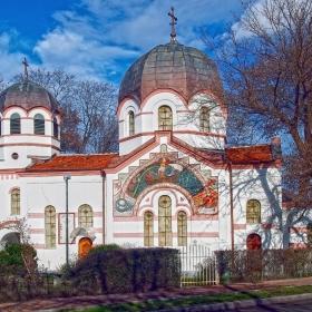 Храм - Свети Николай Чудотворец