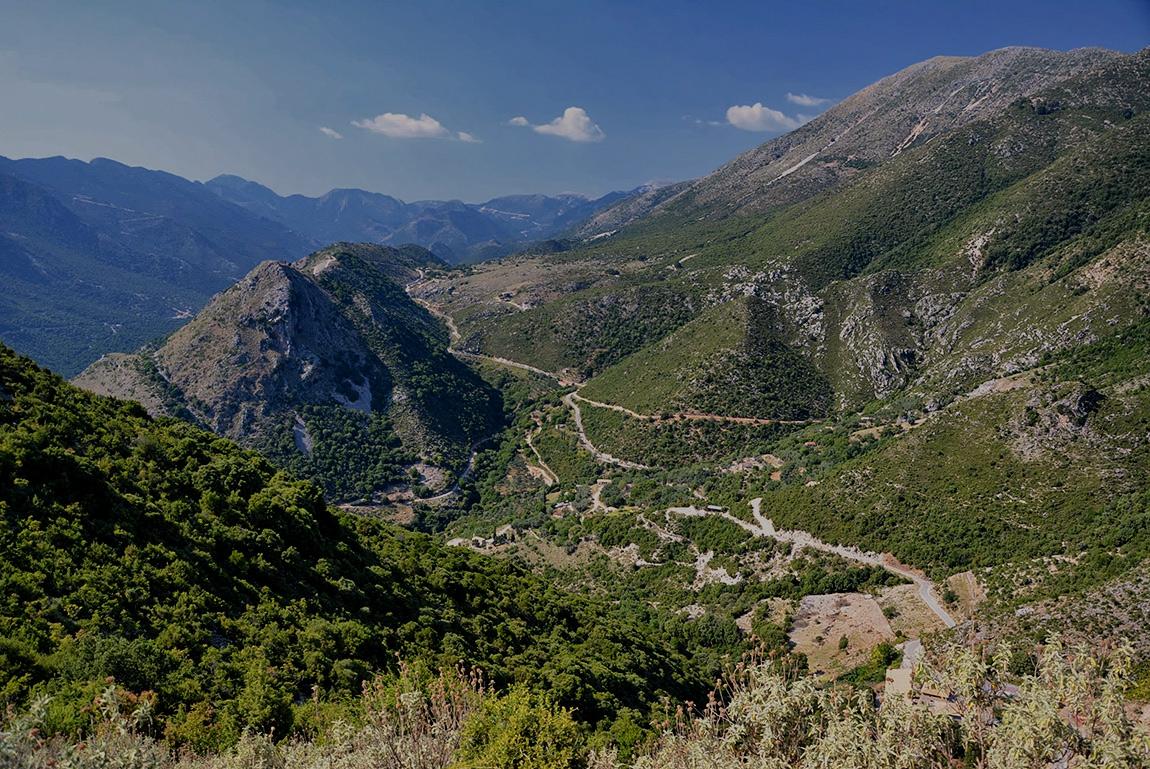 Планина Souliou