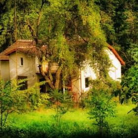 Стара вила в стар курорт