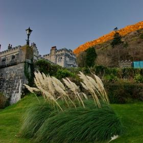 Вятърът на Ирландия - Абатство Кейлмор