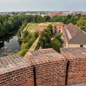 Bastion Kronprinz, 1700 г., Spandau citadel