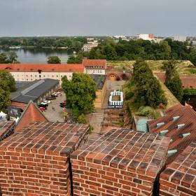 Bastion Konigin, Spandau citadel
