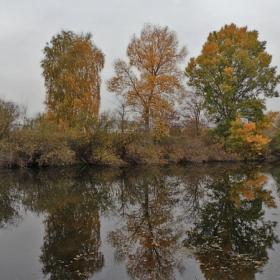 Ниска облачност.... есенно