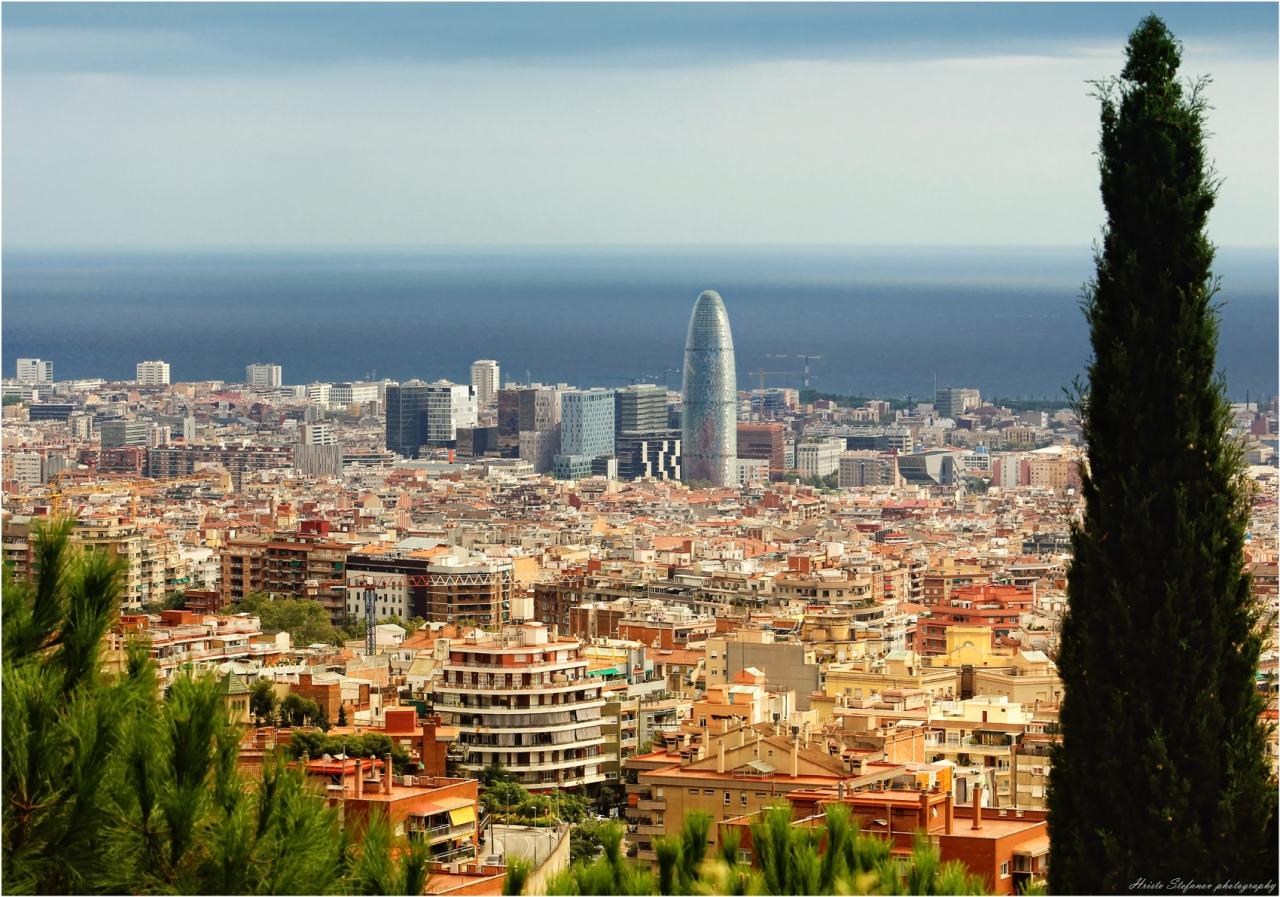 Поглед към Барселона
