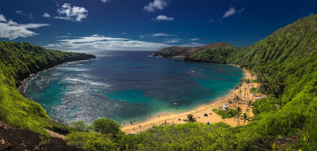 Hanauma Bay, O'ahu - Hawaii