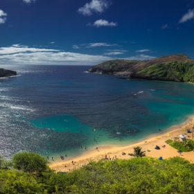 Hanauma Bay, O'ahu - Hawaii