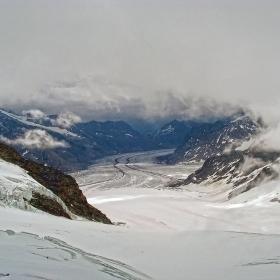Алечки ледник