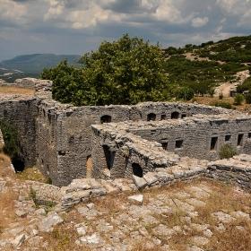 Pente Pigadia Castle, 1805 г.