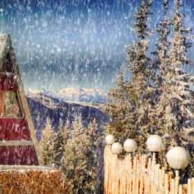 Снежна фантазия