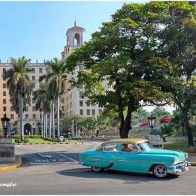 Едно такси в Хавана