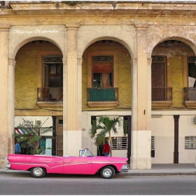 Из улиците на Стара Хавана, Habana Vieja