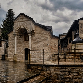 Tsoukas Monastery, 1781 г.
