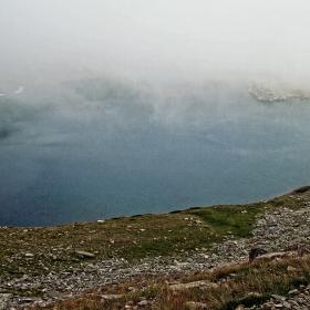 Мъгла се спуска над Окото