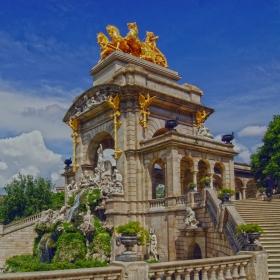 Парк на Цитаделата - Фонтан