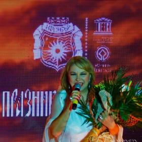 Маргарита Хранова - с целия си блясък на празника на Несебър