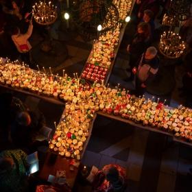 Богослужение на Свети Харалампий Чудотворец 2018