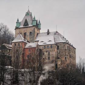 Замъкът, 1410г.
