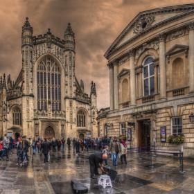 Bath - The Cathedral and...the Bath - две кликвания, моля