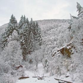 Витошки пейзажи 4 - Бялата вода