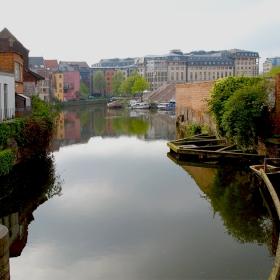 По каналите на Гент