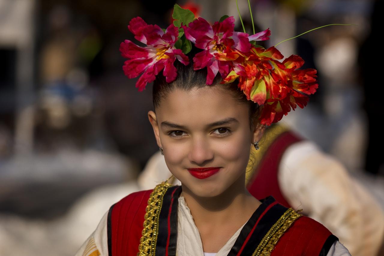 Красотата на българката!!!