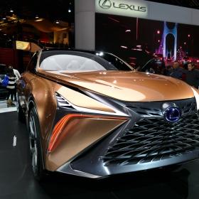 Lexus LF-1, Автомобилно изложение Чикаго 2018